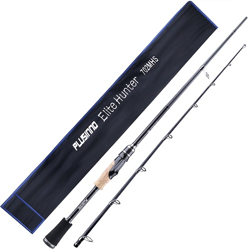 PLUSINNO Elite Hunter 7FT Fishing Rod-Spinng rod