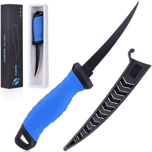 PLUSINNO Fishing Fillet Knife, Professional Bait Knives